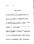 Haywood, John by Dr. T. J. Sanders and Dr. Floyd J. Vance
