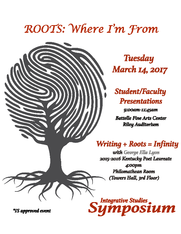 Integrative Studies Symposium