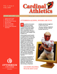 Cardinal Athletics Fall 2009 by Otterbein University