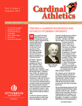 2011 Cardinal Athletics Vol. 5, Issue 3, Summer