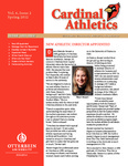 2012 Cardinal Athletics Vol.6, Issue 2, Spring