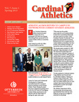 2013 Cardinal Athletics Vol,7, Issue 1 Spring