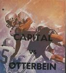 1968 Capital vs Otterbein Football Program