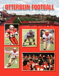 2015 Otterbein Football Game Day Program by Otterbein University