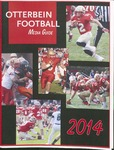 2014 Otterbein Football Media Guide by Otterbein University