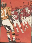 1970 Kenyon vs. Otterbein Football Program