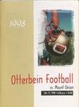 1998 Otterbein College vs Mount Union University by Otterbein University