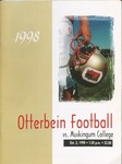 1998 Otterbein College vs Muskingum College Football Program
