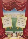 1951 Ohio Wesleyan University vs Otterbein College