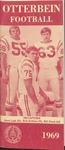 1969 Otterbein College Football Program
