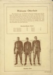 1925 Otterbein College vs University of Dayton Football Program