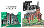 Lost Otterbein Coloring Book