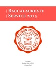 Baccalaureate Service 2015 by Otterbein University