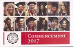 2017 Otterbein University Commencement Announcement