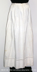 Petticoat, White Muslin, Insertion by 001