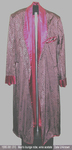 Robe, Male, Lounge, Plum, Wine Acetate by 061