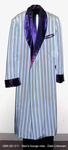 Robe, Male, Lounge, Blue, Black, White, Navy by 061