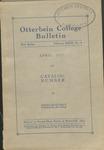 1926-1927 Otterbein College Bulletin