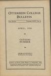 1927-1928 Otterbein College Bulletin