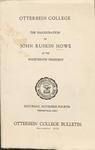 1939 November Otterbein College Bulletin