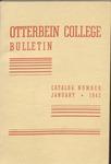 1941-1942 Otterbein College Bulletin