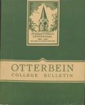 1945-1946 Otterbein College Bulletin