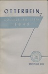 1947-1948 Otterbein College Bulletin