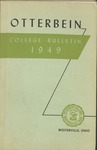 1948-1949 Otterbein College Bulletin