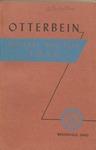 1949-1950 Otterbein College Bulletin