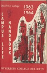 1983-1964 Otterbein College Campus Life Handbook