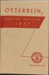 1957 Otterbein College Bulletin