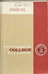 1960-1961 Otterbein College Bulletin