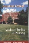 2000-2001 Otterbein College Graduate Studies in Nursing