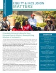 Equity & Inclusion Matters- Issue 9