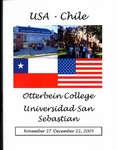 USA -Chile: Otterbein University, Universidad San Sebastian, November 27-December 22, 2005