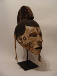 African Mask by unknown