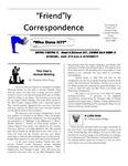 2000 Spring - Friendly Correspondence Newsletter