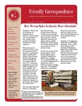 2017 Fall - Friendly Correspondence Newsletter by Courtright Memorial Library Otterbein University