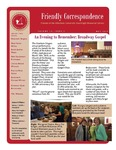 2018 Spring - Friendly Correspondence Newsletter by Courtright Memorial Library Otterbein University