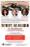 Diversity and Inclusion in Healthcare: A Leadership Perspective by Unhee Kim, Jean Halpin, and Greg Morrison
