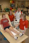 Athletic Training 60 by Annette Boose