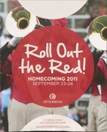"""2011 Homecoming: """"Roll Out the Red"""" by Otterbein University"""