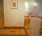 House + Wife Exhibition, Closet
