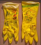 Michelle's Gloves #3 (Yellow) Closeup