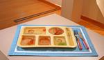 Rachel's Dinner Tray