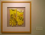 Michelle's Gloves #1 (yellow)