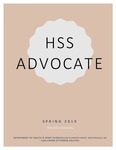 HSS Advocate Departmental Spring 2019 by Annette H. Boose