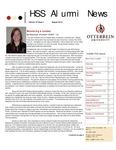 HSS Alumni News Fall 2014 by Annette H. Boose