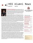 HSS Alumni News Fall 2013 by Annette H. Boose
