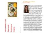 HSS Departmental Developments Fall 2010 by Annette H. Boose